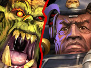 Dawn of War 2: Chaos Rising – Space Marines Librarian и Ork Weirdboy